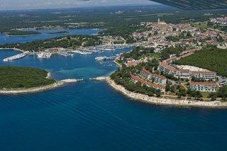 Pauschalreise Hotel Kroatien, Istrien, Resort Belvedere Hotel & Apartments in Vrsar  ab Flughafen Bruessel