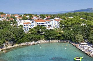 Pauschalreise Hotel Kroatien, Kvarner Bucht, Valamar Koralj Romantic Hotel in Krk  ab Flughafen Bruessel