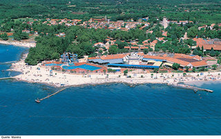 Pauschalreise Hotel Kroatien, Istrien, Resort Villas Rubin in Rovinj  ab Flughafen Bruessel