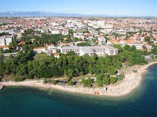 Pauschalreise Hotel Kroatien, Kroatien - weitere Angebote, Hotel Kolovare in Zadar  ab Flughafen Amsterdam