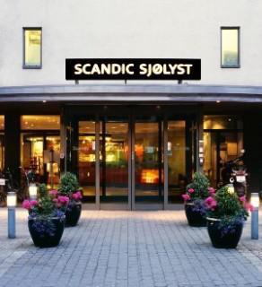 Pauschalreise Hotel Norwegen, Norwegen - Oslo & Umgebung, Scandic Sjolyst in Oslo  ab Flughafen Düsseldorf