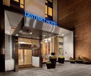 Pauschalreise Hotel USA, New York & New Jersey, Distrikt New York City in New York City  ab Flughafen Berlin-Tegel