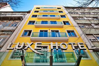 Pauschalreise Hotel Portugal, Lissabon & Umgebung, Luxe Hotel by Turim Hotels in Lissabon  ab Flughafen Berlin