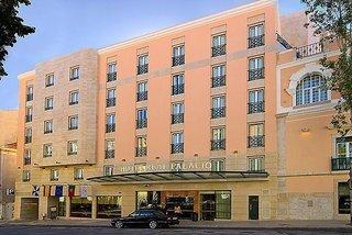 Pauschalreise Hotel Portugal, Lissabon & Umgebung, Real Palacio in Lissabon  ab Flughafen Berlin
