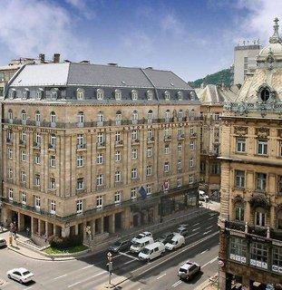 Pauschalreise Hotel Ungarn, Ungarn - Budapest & Umgebung, Danubius Hotel Astoria City Center in Budapest  ab Flughafen