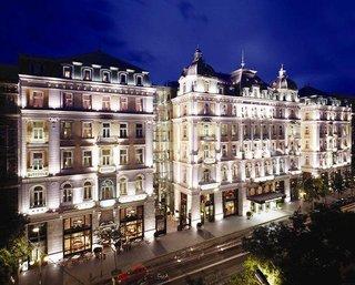 Pauschalreise Hotel Ungarn, Ungarn - Budapest & Umgebung, Corinthia Hotel Budapest in Budapest  ab Flughafen Berlin