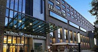 Pauschalreise Hotel Ungarn, Ungarn - Budapest & Umgebung, Hilton Budapest City in Budapest  ab Flughafen