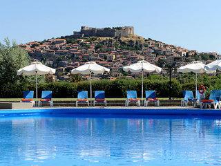 Pauschalreise Hotel Griechenland,     Lesbos,     Delfinia Hotel & Bungalows in Molyvos