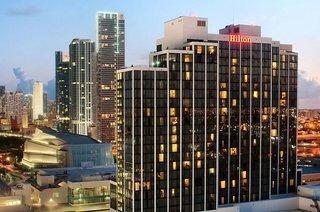 Pauschalreise Hotel USA, Florida -  Ostküste, Hilton Downtown Miami in Miami  ab Flughafen Amsterdam