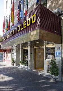 Pauschalreise Hotel Spanien, Madrid & Umgebung, Puerta de Toledo in Madrid  ab Flughafen