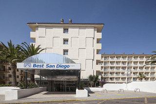 Pauschalreise Hotel Spanien, Costa Dorada, San Diego in Salou  ab Flughafen Düsseldorf