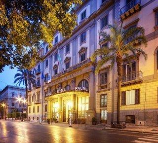 Pauschalreise Hotel Italien, Sizilien, Grand Hotel et Des Palmes in Palermo  ab Flughafen Abflug Ost
