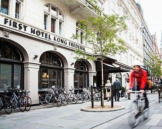 Pauschalreise Hotel Dänemark, Kopenhagen & Umgebung, First Hotel Kong Frederik in Kopenhagen  ab Flughafen