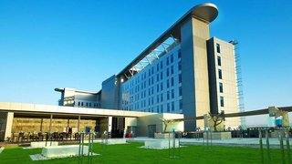 Pauschalreise Hotel Vereinigte Arabische Emirate, Abu Dhabi, Aloft Abu Dhabi in Abu Dhabi  ab Flughafen Berlin-Tegel