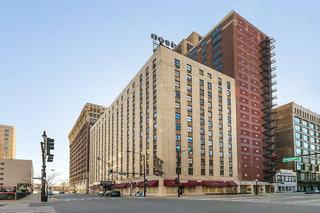 Pauschalreise Hotel USA, Illinois, Travelodge Downtown Chicago in Chicago  ab Flughafen