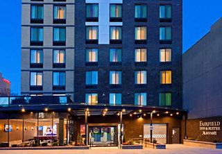 Pauschalreise Hotel USA, New York & New Jersey, Fairfield Inn & Suites New York Queens/Queensboro Bridge in New York City  ab Flughafen Berlin-Tegel