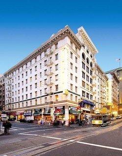 Pauschalreise Hotel USA, Kalifornien, Villa Florence in San Francisco  ab Flughafen