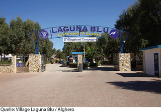 Pauschalreise Hotel Italien, Sardinien, Camping Village Laguna Blu (Calik) in Alghero  ab Flughafen Bruessel