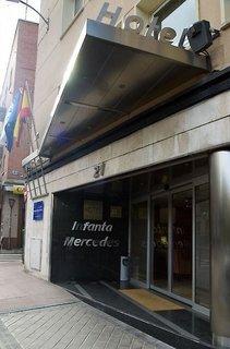 Pauschalreise Hotel Spanien, Madrid & Umgebung, Infanta Mercedes in Madrid  ab Flughafen