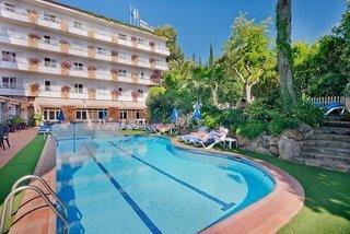 Pauschalreise Hotel Spanien, Costa Brava, Hotel GHT Neptuno in Tossa de Mar  ab Flughafen Düsseldorf