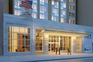 Pauschalreise Hotel USA, New York & New Jersey, Hampton Inn Manhattan Times Square Central in New York City  ab Flughafen Berlin-Tegel