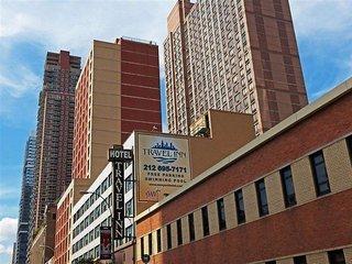 Pauschalreise Hotel USA, New York & New Jersey, Travel Inn in New York City  ab Flughafen Berlin-Tegel