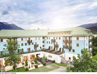 Pauschalreise Hotel Österreich, Tirol, Alphotel Innsbruck in Innsbruck  ab Flughafen Düsseldorf