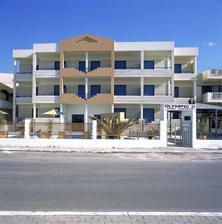 Pauschalreise Hotel Griechenland, Kreta, Olympic Suites Hotel Apartments (Olympic II) in Rethymnon  ab Flughafen