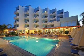 Pauschalreise Hotel Zypern, Zypern Süd (griechischer Teil), Okeanos Beach Hotel in Ayia Napa  ab Flughafen Berlin-Tegel