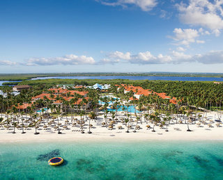 Pauschalreise Hotel  Dreams Palm Beach Punta Cana in Higüey  ab Flughafen Amsterdam