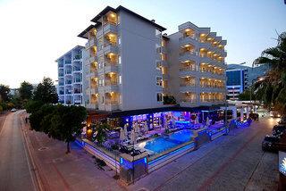 Pauschalreise Hotel Türkei, Türkische Riviera, Hatipoglu Beach Hotel in Alanya  ab Flughafen Erfurt