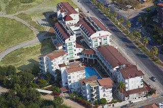 Pauschalreise Hotel Türkei, Türkische Riviera, Merve Sun Hotel & Spa in Side  ab Flughafen Erfurt