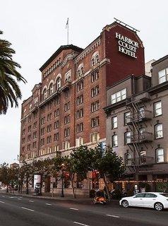 Pauschalreise Hotel USA, Kalifornien, Harbor Court in San Francisco  ab Flughafen Abflug Ost