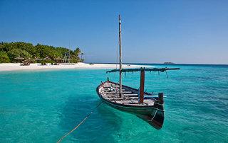 Pauschalreise Hotel Malediven, Malediven - weitere Angebote, Reethi Beach Resort in Fonimagoodhoo  ab Flughafen Frankfurt Airport