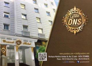 Pauschalreise Hotel Türkei, Istanbul & Umgebung, Grand Ons in Istanbul  ab Flughafen Düsseldorf