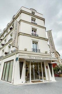 Pauschalreise Hotel Frankreich, Paris & Umgebung, Villa Royale Montsouris in Paris  ab Flughafen Berlin-Tegel