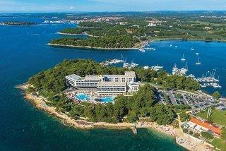 Pauschalreise Hotel Kroatien, Istrien, Hotel Laguna Parentium in Porec  ab Flughafen Bruessel