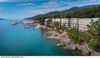 Pauschalreise Hotel Kroatien, Kvarner Bucht, Remisens Hotel Giorgio II in Icici  ab Flughafen Bruessel