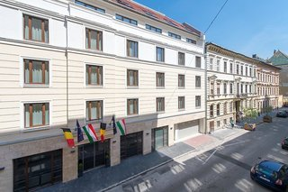 Pauschalreise Hotel Ungarn, Ungarn - Budapest & Umgebung, The Three Corners Lifestyle Hotel in Budapest  ab Flughafen