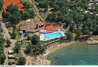 Pauschalreise Hotel Kroatien, Istrien, Camping Bijela Uvala in Porec  ab Flughafen Bruessel