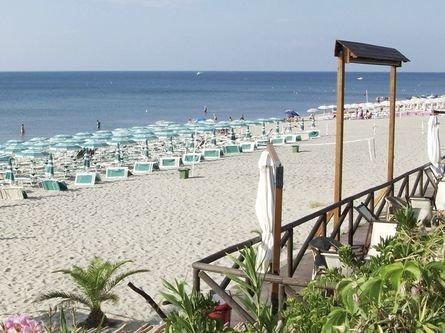 Kalabrien -  Ionische Küste