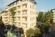 Rosella Apart & Hotel in Alanya (T�rkei)