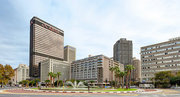 Pauschalreise Hotel Südafrika,     Südafrika - Kapstadt & Umgebung,     Fountains Hotel in Kapstadt
