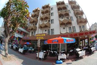 Aslan Hotel in Alanya (T�rkei)