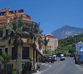 Kanaren Urlaub -> Teneriffa -> Icod de los Vinos -> Apartamentos Estrella del Norte