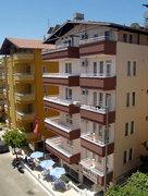 Twin Apart Hotel in Alanya (Türkei)