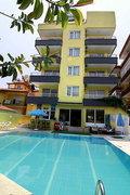 Pauschalreise Hotel Türkei,     Türkische Riviera,     Erciyes Hotel in Alanya