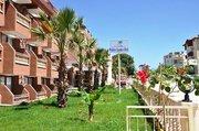 Hotel   Türkische Riviera,   Palmiye Garden Hotel in Side  in der Türkei in Eigenanreise