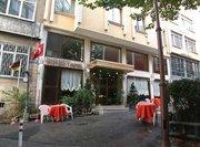 Birbey Hotel in Istanbul (T�rkei)