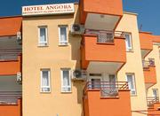 Hotel   Türkische Riviera,   Angora in Side  in der Türkei in Eigenanreise